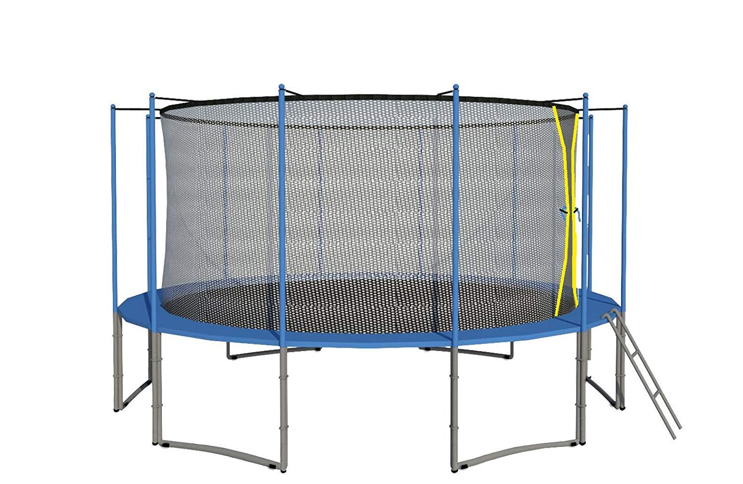 quality, heavy duty trampoline