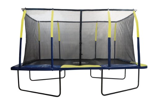 Upper Bounce Rectangle Trampoline
