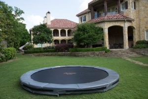 Avyna In-ground trampolines