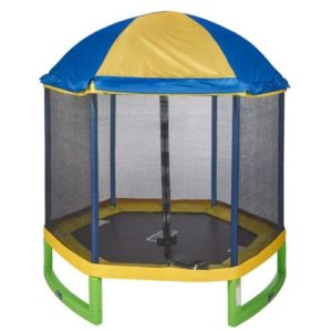 Jump Zone My First Trampoline with tent