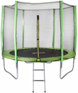 North Gear 8ft Trampoline Set