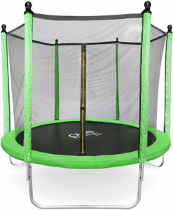 Pure Fun 8ft Trampoline With Enclosure