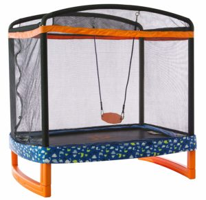 Jump Power 6ft Trampoline and Swing